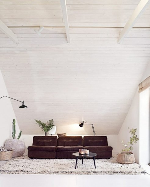 Contemporary Minimalist Home, Höganäs House Decorated By Marie Olsson  Nylander