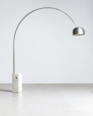 Achille pier giacomo castiglioni online shop shop furniture at arco floor lamp by achille and pier giacomo castiglioni for flos 1962 mozeypictures Choice Image