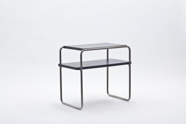 Austrian B12 Console Table By Marcel Breuer For Thonet, 1930s