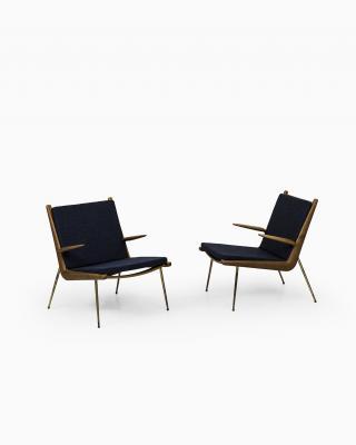 Model FD 134 Chairs By Peter Hvidt U0026 Orla Mølgaard Nielsen For France U0026