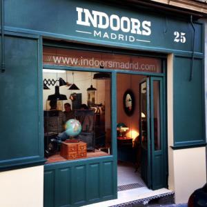 Indoors Madrid