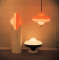 Eurodomus 2 Lamps by Harvey Guzzini for the Eurodomus Exhibition in 1968