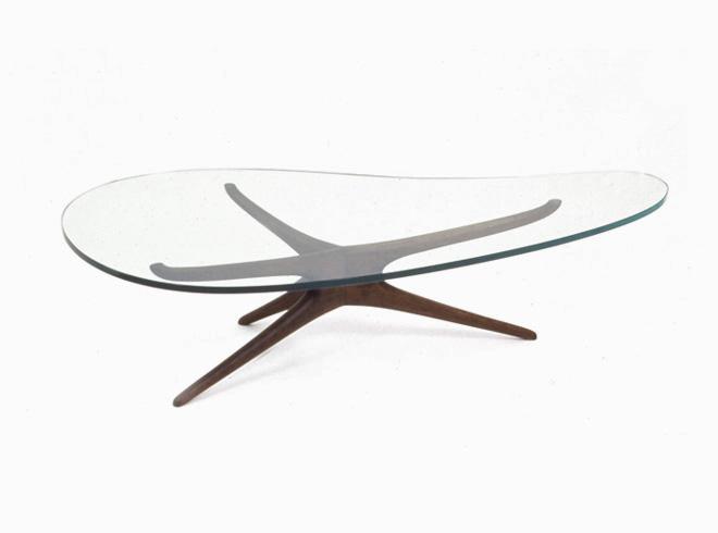 Sculptured Coffee Table, © Vladimir Kagan