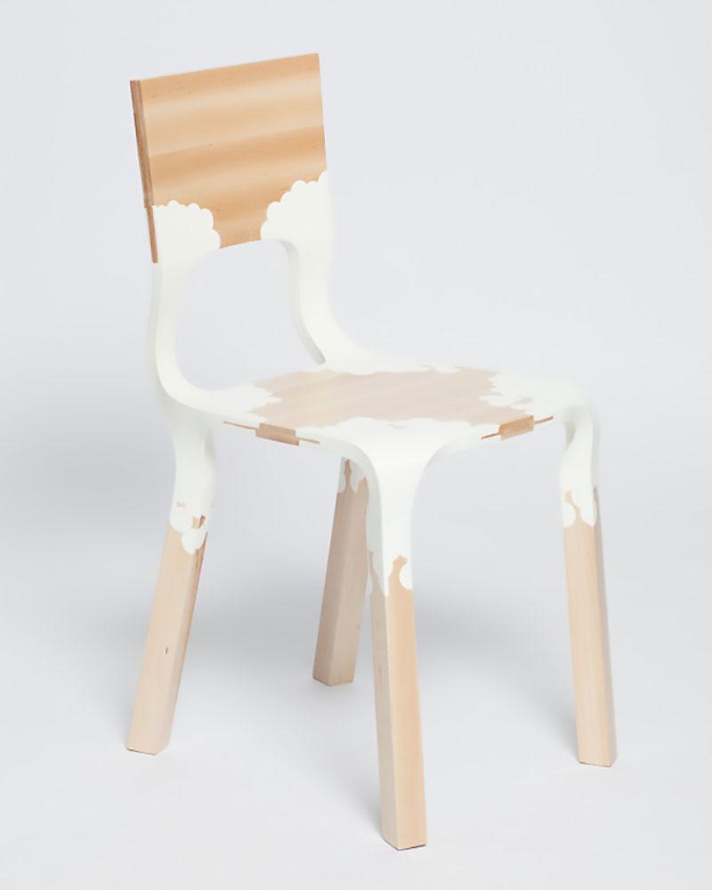 The Plastic Nature Chair. The Plastic ur Photo courtesy of Alexander Pelikan.