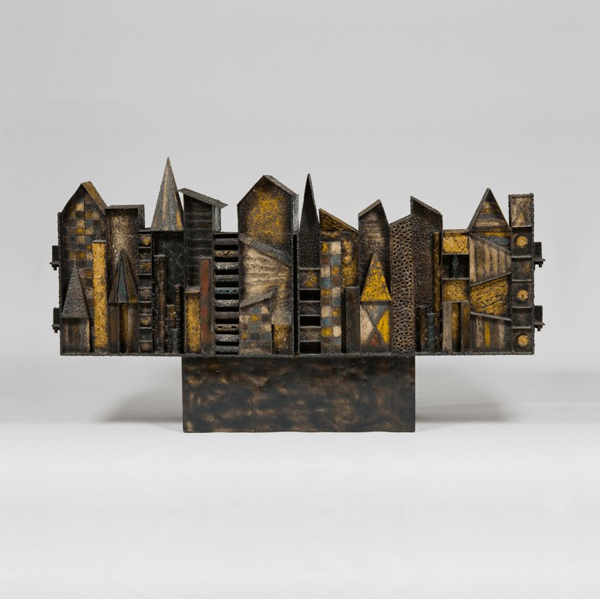 Skyline Cabinet by Paul Evans (ca. 1966)