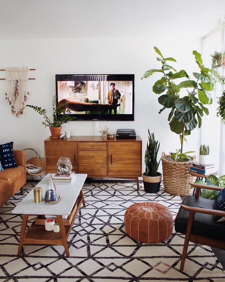 Get the look for Top 10 living room plants