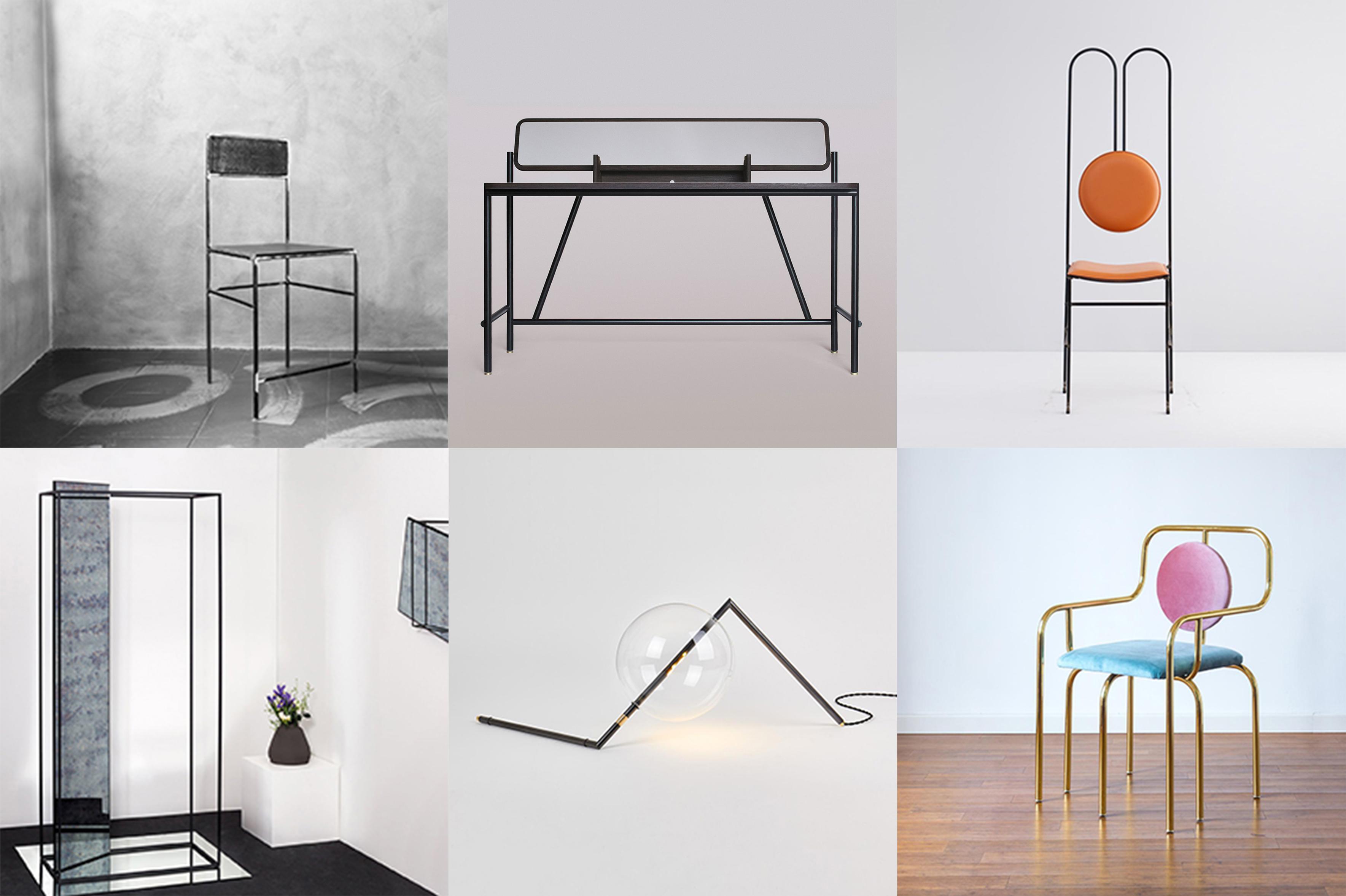 cinq tendances du mobilier contemporain pamono stories. Black Bedroom Furniture Sets. Home Design Ideas