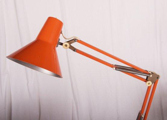 Lampe De Bureau Orange De Luxo S
