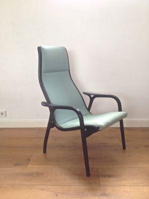 Superior Swedish Lamino Chair By Yngve Ekström For Swedese, 1960s 1