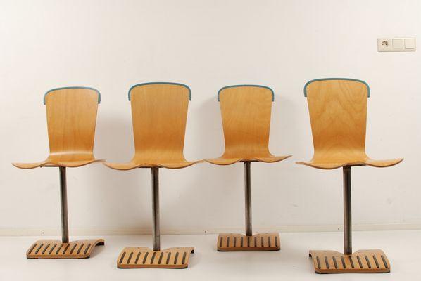 Möbel Groningen vintage dining chairs by ruud jan kokke for proviciehuis groningen