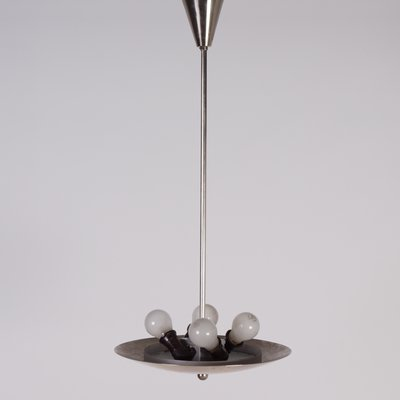 Dutch Pendant Lamp By WH Gispen 1930s 2