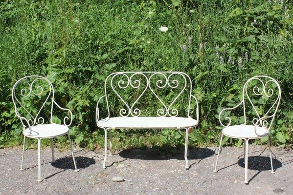 Ausgezeichnet Gartenmöbel 3er Set Bilder - Hauptinnenideen ...