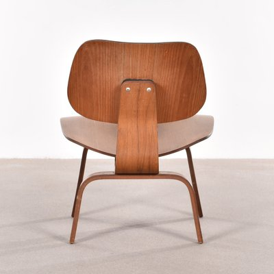 American LCW Ash Lounge Chair By Charles U0026 Ray Eames For Herman Miller, ...