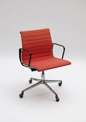 Perfect EA117 Office Armchair By Charles U0026 Ray Eames For Herman Miller 1