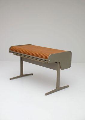 vintage action office schreibtisch von george nelson fr herman miller 1 - Herman Miller Schreibtischsthle