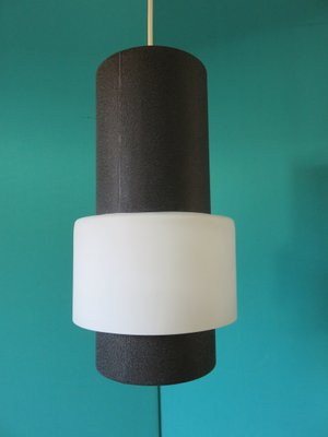Dutch Suspension Lamp By Louis Kalff For Philips 1960s 1
