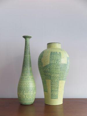 shop white decor set rectangle bud vase centerpiece ceramic hot summer tray accent sales on cluster vases