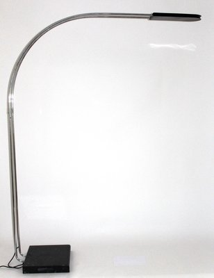 Gesto Floor Arc Lamp By Bruno Gecchelin For Skipper And Pollux, 1975 1