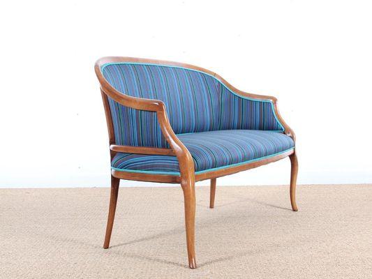 Mid Century Scandinavian Sofa, 1940s 2