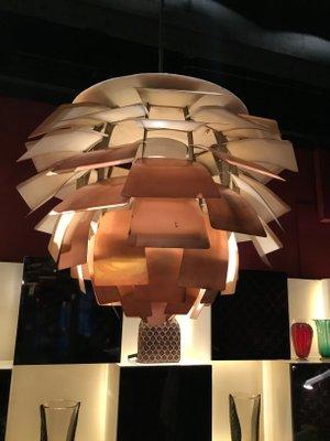 Artichoke pendant lamp by poul henningsen for louis poulsen 1960s artichoke pendant lamp by poul henningsen for louis poulsen 1960s 2 aloadofball Choice Image