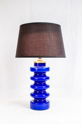 Vintage murano glass table lamp for sale at pamono vintage murano glass table lamp 3 aloadofball Images