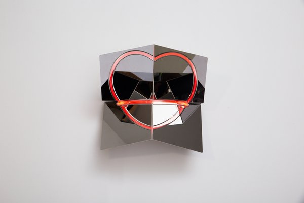 breaking) Heart Lamp by Philipp Käfer for sale at Pamono