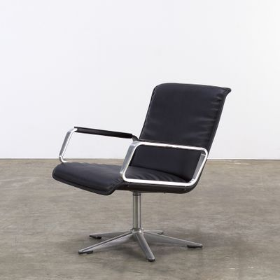 lounge office chair. Delta Series Office Lounge Chair From Wilkhahn, 1970s 1