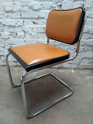 Marcel Breuer Stühle cesca stühle marcel breuer für gavina 1960er 6er set bei