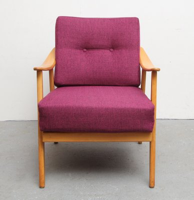 Violet Armchair, 1950s for sale at Pamono
