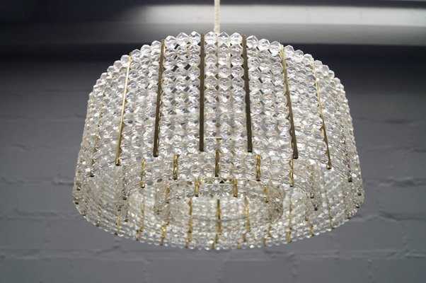 Vintage austrian crystal chandelier for sale at pamono vintage austrian crystal chandelier 4 aloadofball Image collections