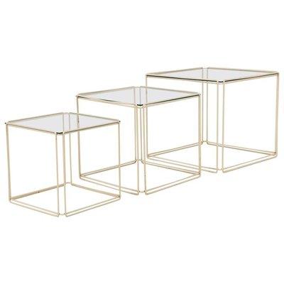 Mid century modern metal and glass nesting tables by max sauze for mid century modern metal and glass nesting tables by max sauze 1 watchthetrailerfo