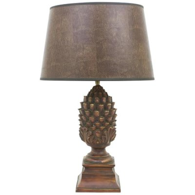 Vintage Pineapple Table Lamp 1