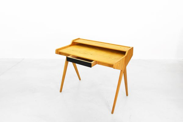 Mid-Century Writing Desk by Helmut Magg for WK Möbel for sale at Pamono