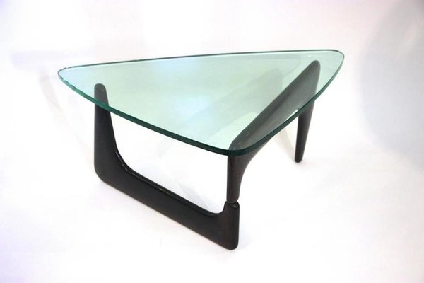 Mid Century IN 50 Coffee Table By Isamu Noguchi For Herman Miller 2