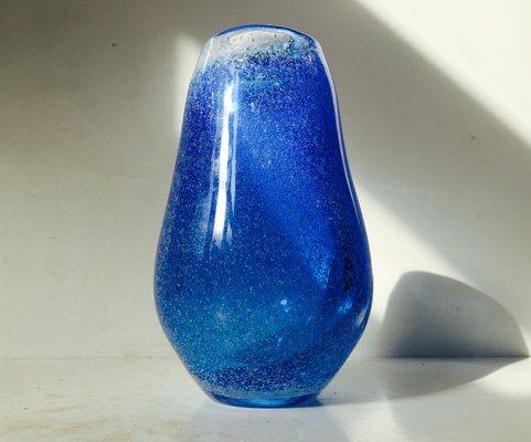 aqua blue glass co vase vases original allure