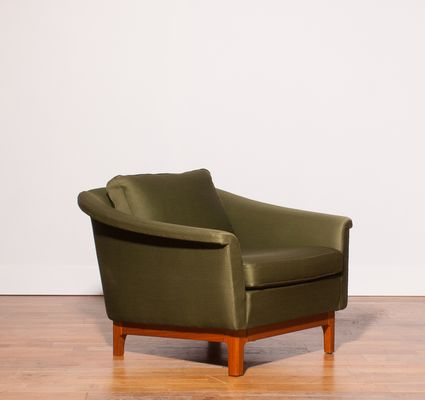 Lounge Chair By Folke Ohlsson For Dux, 1960s 2