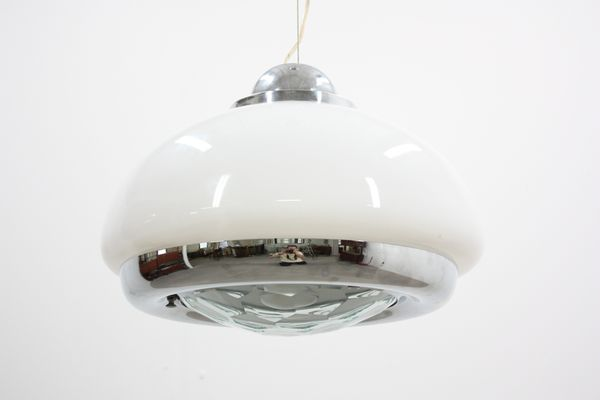 Vintage Pendant Lamp By Pia Guidetti For Lumi 1