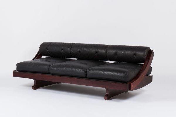 Divano GS195 di Gianni Songia per Sormani, anni \'60 in vendita su Pamono