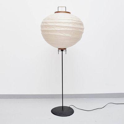 super of isamu noguchi akari standing light sculpture lamp image normal product