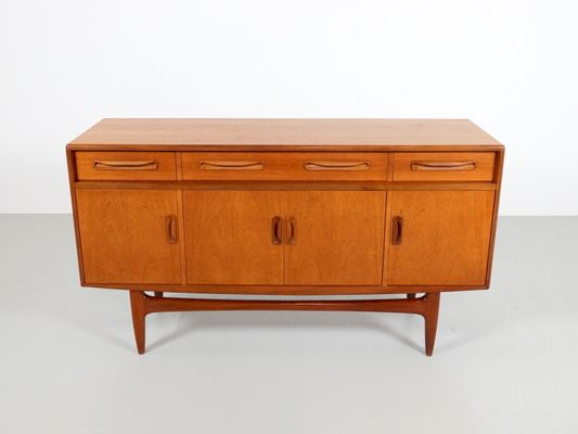 Mid Century Fresco Teak Sideboard By Victor Wilkins For G Plan 2