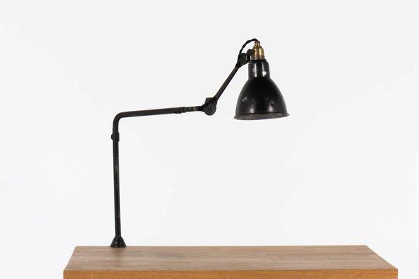 Model 403 Desk Lamp by Bernard Albin Gras for Ravel Clamart, 1930s ...