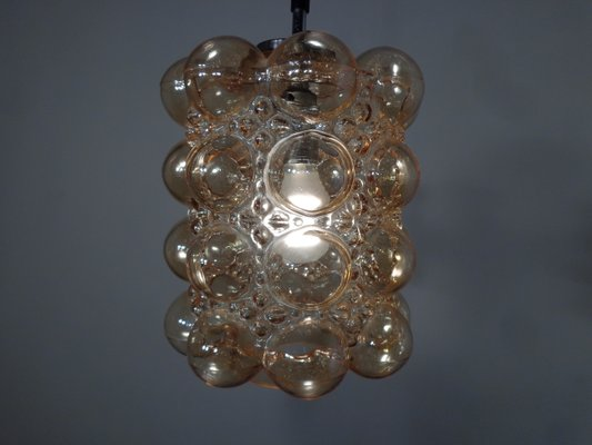 Bubble Lamps By Helena Tynell For Glashütte Limburg, 1960s, Set Of 2 2