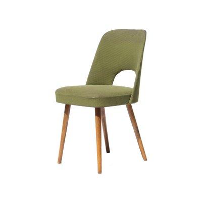 Esszimmerstühle tschechische grüne mid century esszimmerstühle 1960er 4er set bei