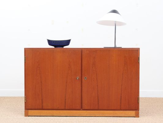 Mid-Century Sideboard by Borge Mogensen for FDB, 1950s for sale at on mid century decor, mid century modern cabinet, mid century low credenza, mid century modern arm chairs cushion, mid century modern style furniture, mid century kitchen cabinets,