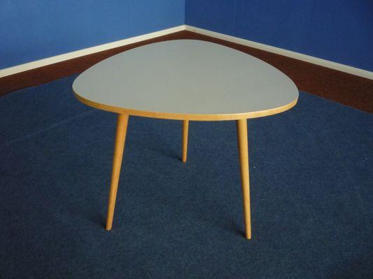 Mid-Century Tisch aus Formica & Buchenholz, 1950er bei Pamono kaufen
