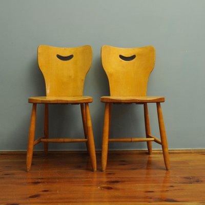 Vintage Swedish Chairs, 1948, Set Of 2 1