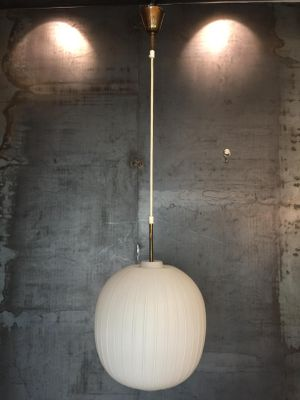 Vintage italian pendant light from arredoluce 1