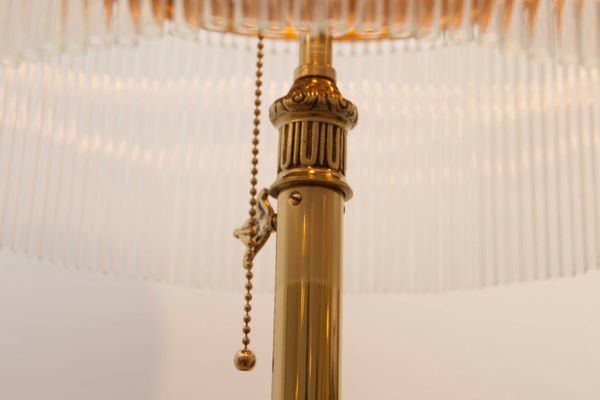 Art nouveau floor lamp 1900s for sale at pamono art nouveau floor lamp 1900s 4 aloadofball Choice Image