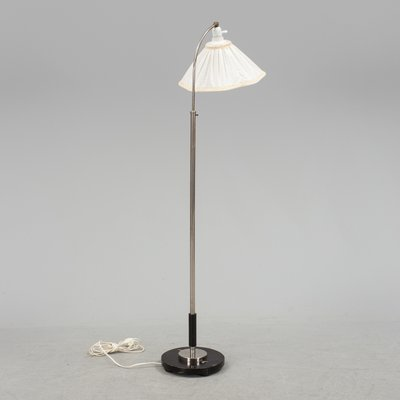 Scandinavian art deco floor lamp from zenith 1930s 2