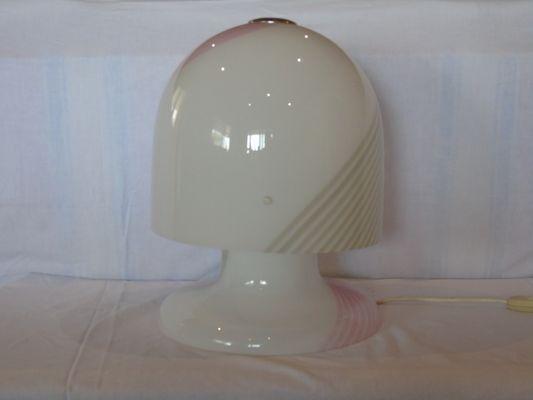 Vintage Murano Glas Mushroom Lampe von La Murrina bei Pamono kaufen
